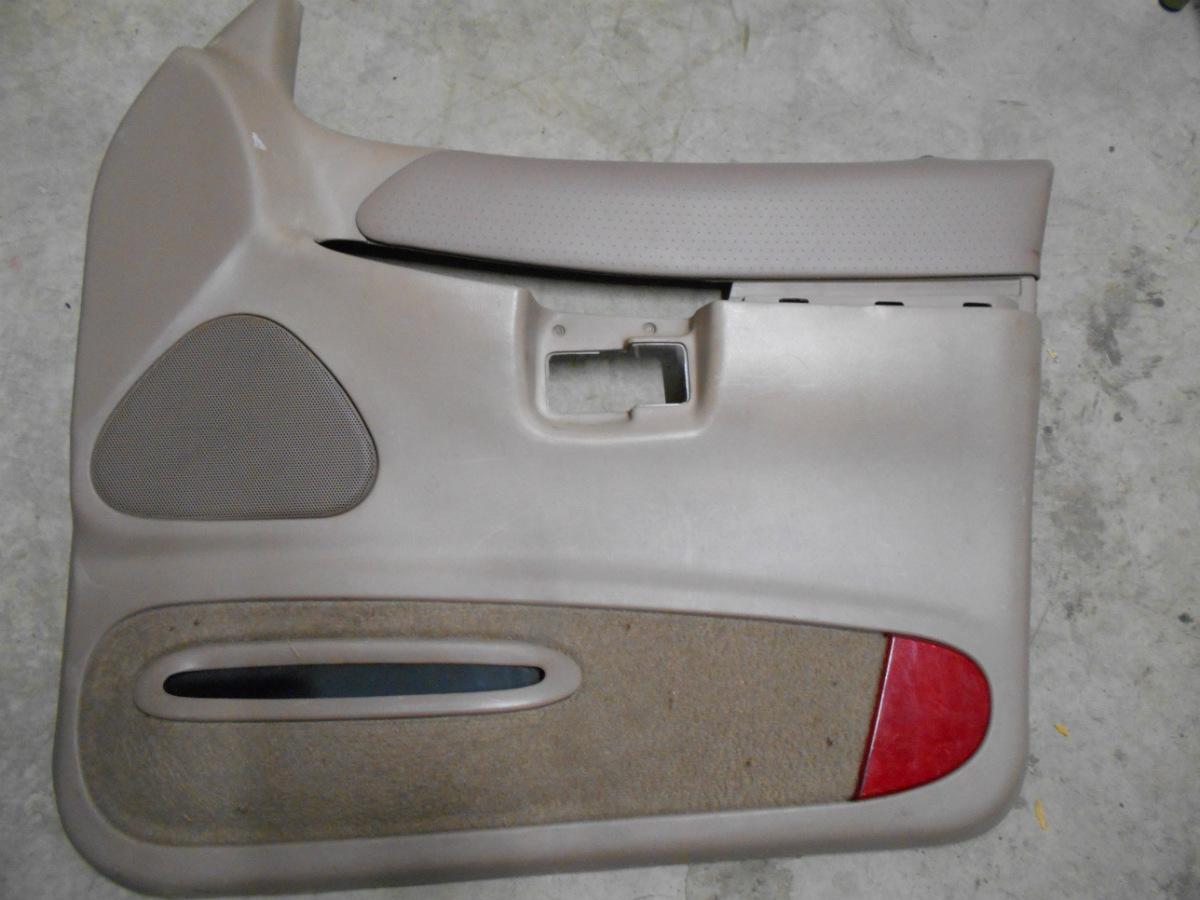 hight resolution of details about 98 99 00 ford explorer 4 door rh front door panel medium tan color code x
