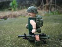 √ Vietnam war US radioman
