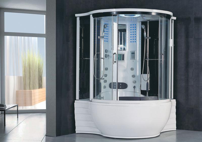 Jacuzzi Whirlpool Bath Tub Shower Steam Sauna Massage Jets ...
