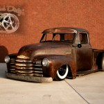 1950 Ad 3100 Chevy Patina Shop Truck On Air Ride The H A M B
