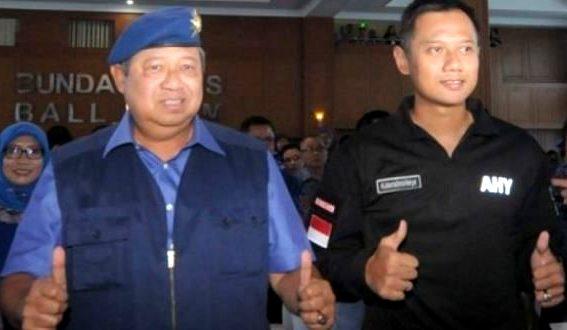 SBY Tegaskan AHY Tidak Akan Maju Pilgub Jatim