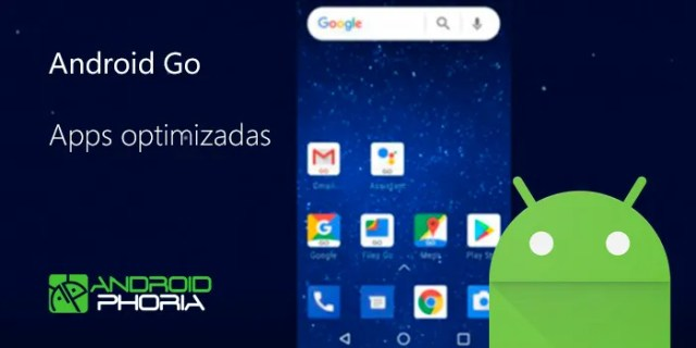 Android Go apps optimizadas