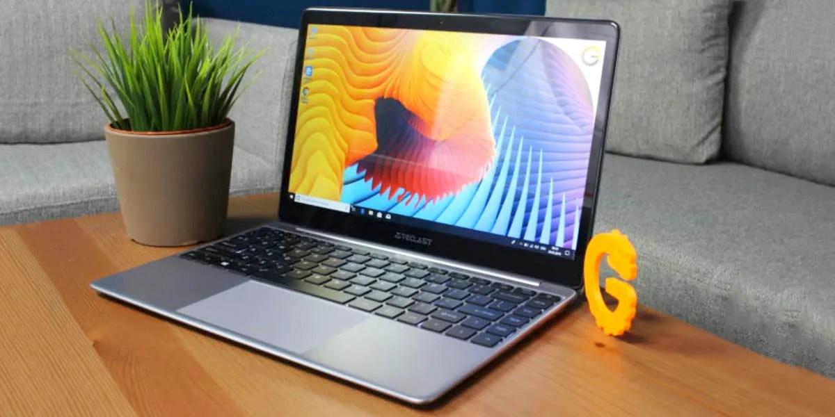 Teclast F7 Plus. un portátil con SSD y buen diseño por solo 322€