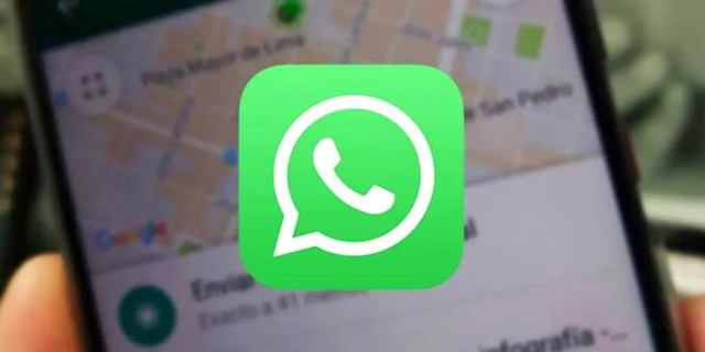 GPS tiempo real WhatsApp