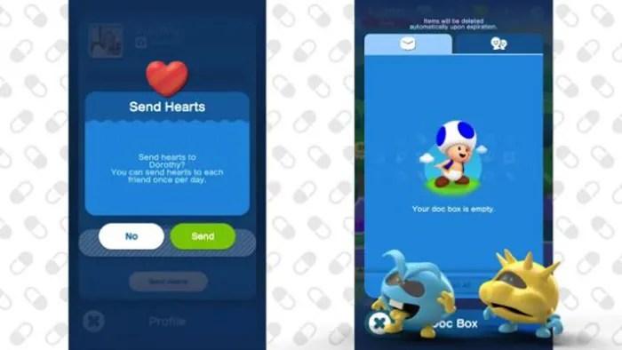 Ganar corazones Dr Mario World