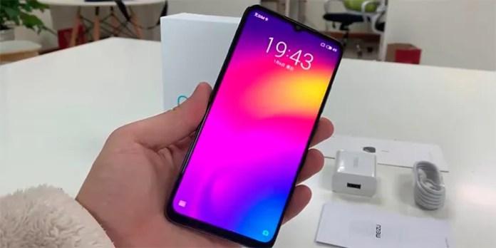 Meizu Note 9 especificaciones y precio