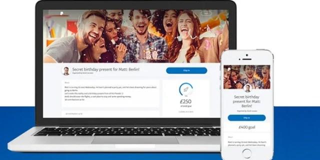 Money Pools servicio de PayPal