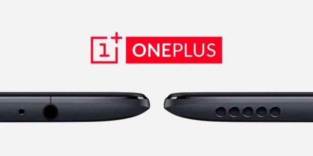 OnePlus confirmacion 5T y jack auriculares