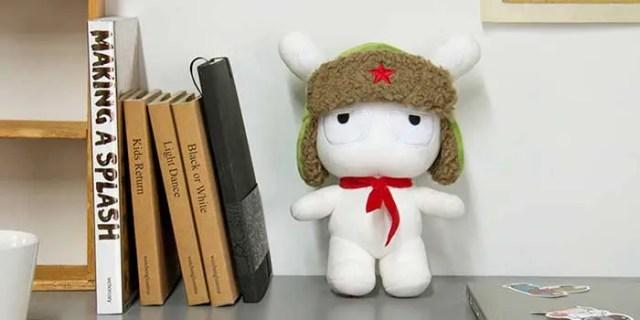 Peluche Xiaomi