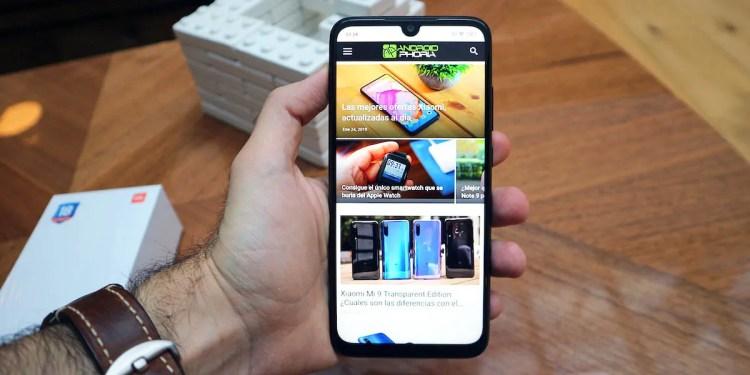 Review del Redmi Note 7