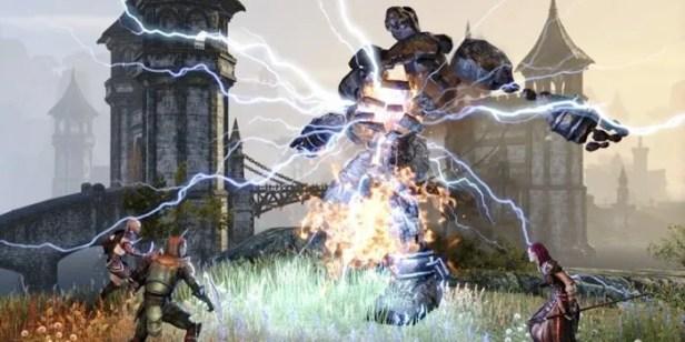 The Elder Scrolls Blades health