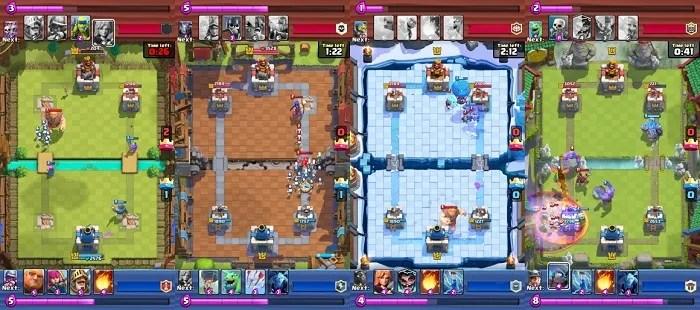 Torneos globales clash royale como funciona y que es