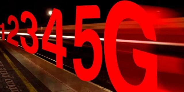 Vodafone 5G velocidad