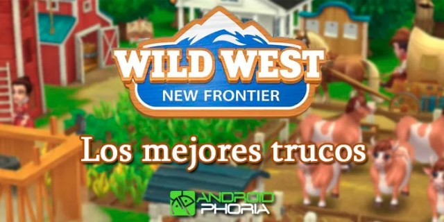 Wild West New Frontier android trucos