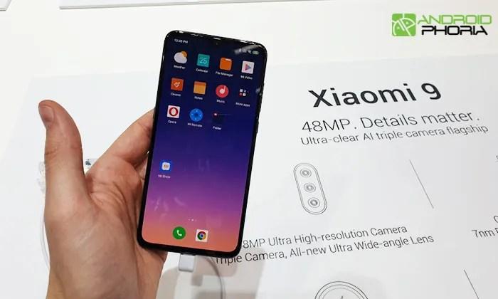 bateria Xiaomi Mi 9