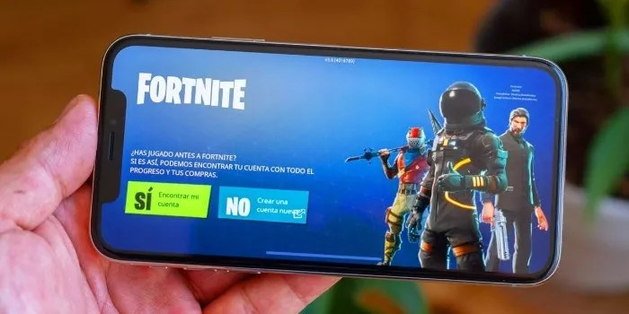 descargar fortnite en movil android