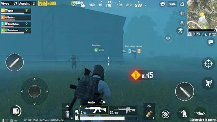 modo zombie pubg mobile matar