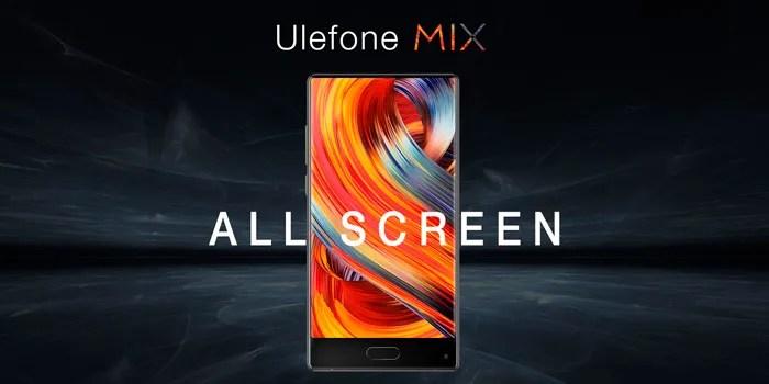 Ulefone MIX propuesta descuento octubre