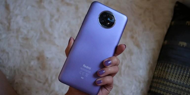 xiaomi redmi note 9t best cheap 5g mobile