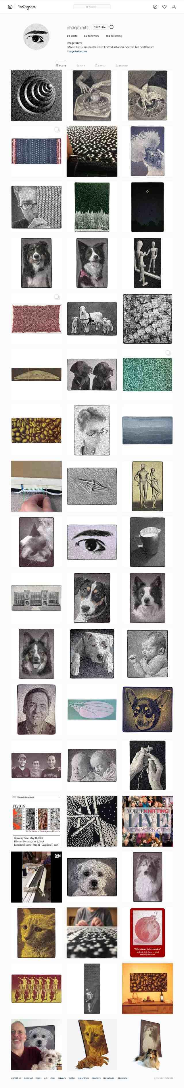 Instagram portfolio scrolling capture 2019-01-22_21-22-34