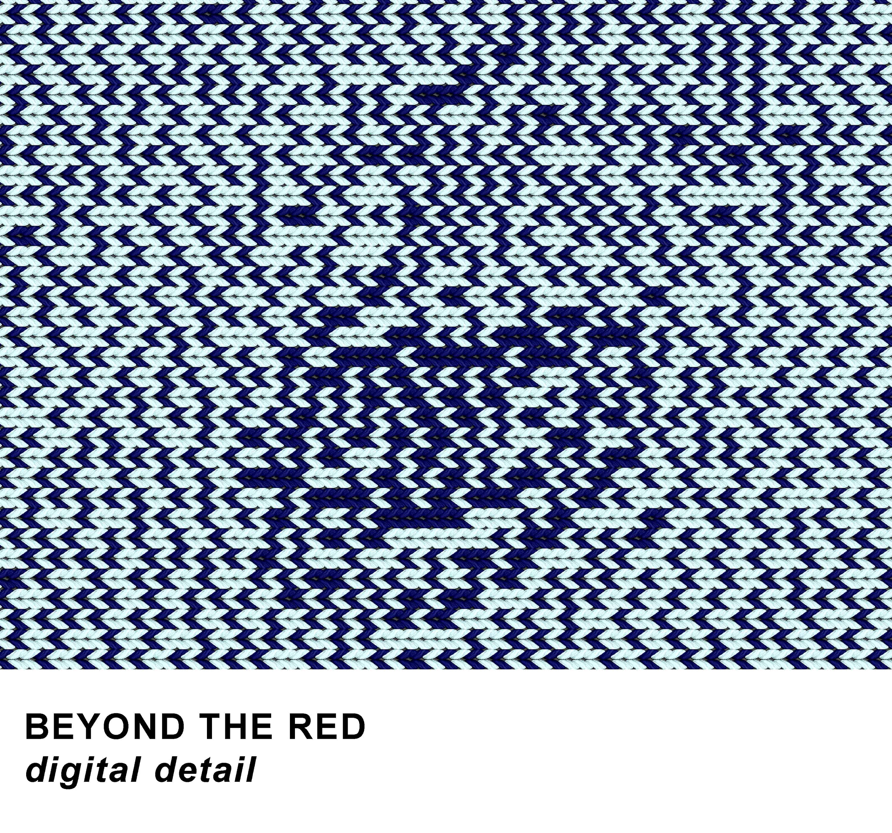 BEYOND THE RED digital detail template