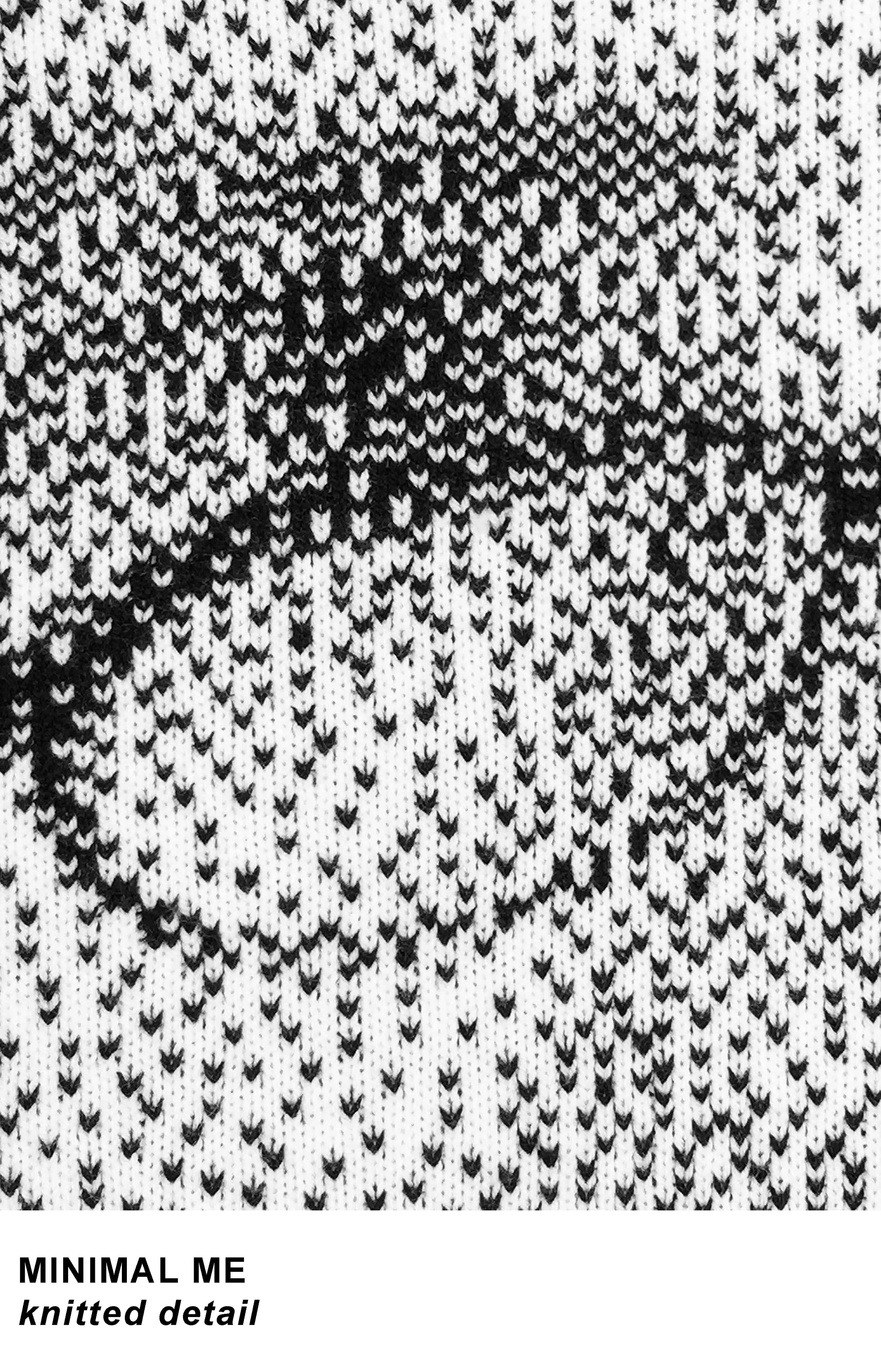 MINIMAL knitted detail portfolio