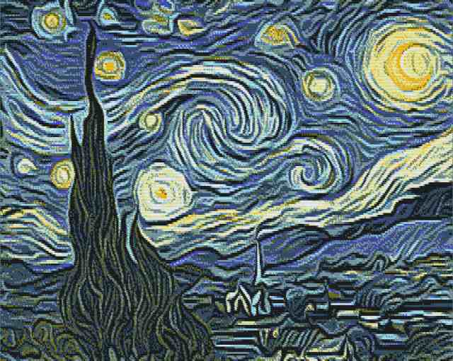 STARRY NIGHT full image
