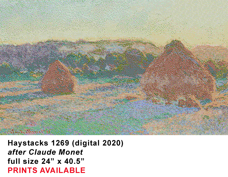 HAYSTACKS 1269 portfolio full image