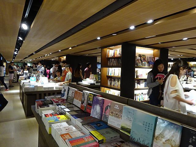 誠品生活尖沙咀店[Eslite Spectrum Tsuim Sha Tsui] | 香港ナビ