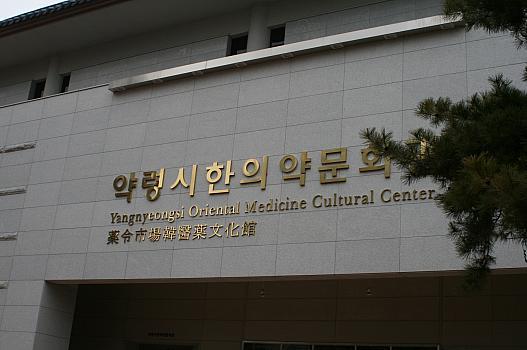 薬令市場韓醫薬文化館 | 薬令市(大邱)[ヤンニョンシ]の口コミ ...