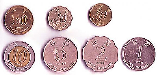 香港の通貨・両替・チップ   香港ナビ