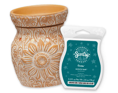 Scentsy Staycation