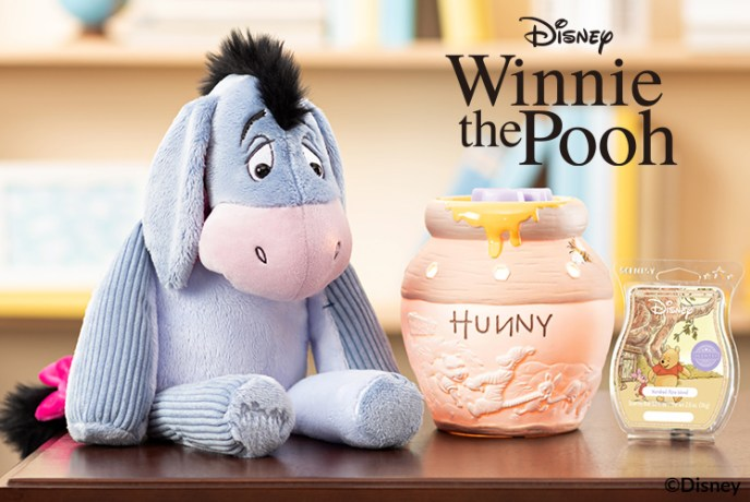 Shop our Hundred Acre Wood Collection on Oct. 7 (Hint: We have Eeyore!)