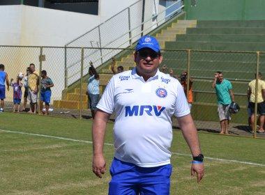 Guto Ferreira diz ter 'respostas positivas' sobre contratações para o Bahia