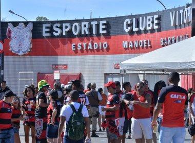 CBF antecipa duelo entre Vitória e Atlético-PR; jogo será no dia 6 de novembro