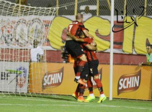 Com time alternativo, Vitória encara o Fluminense de Feira nesta quarta-feira