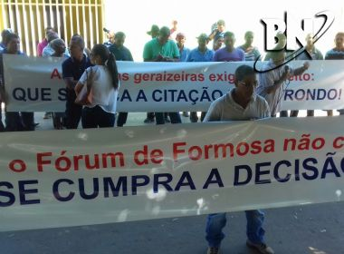 Moradores de Formosa do Rio Preto denunciam descumprimento de decisão judicial
