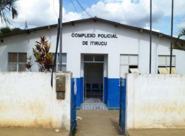 Homem invade Delegacia de Itiruçu e mata detento preso horas antes