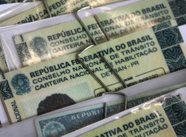 Detran aumenta preço de serviços a partir de 2016; CNH passa a custar R$ 158