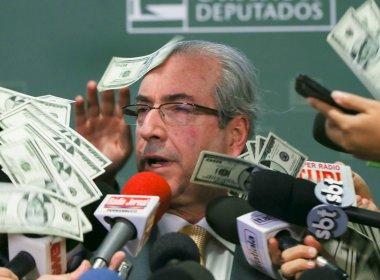 Procuradoria afirma que Cunha teve mais sorte em lucro do que ganhador da Mega-Sena
