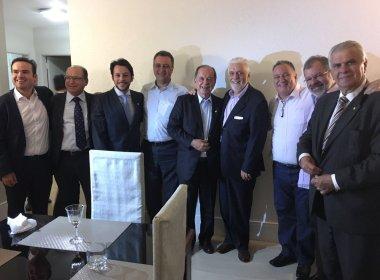 Reunião com Wagner e Rui sela placar do impeachment na BA: 15 favoráveis e 24 contra
