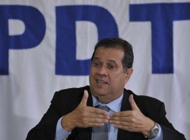 PDT ameaça interferir em eleições municipais caso deputados votem a favor do impeachment