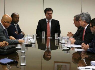 Comitiva discute viabilidade do Estaleiro de Maragogipe com ministro