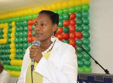 Atual vice, Célia Sacramento anuncia candidatura a prefeita de Salvador