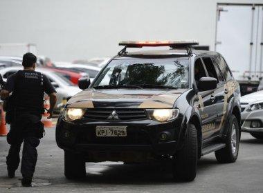 PF cumpre mandados na sede do PSDB em GO; operação investiga desvio de R$ 4,5 mi
