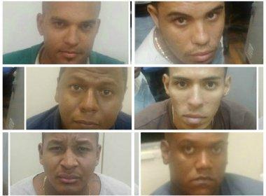 Quatro são presos por extorsão mediante sequestro; dois são policiais militares