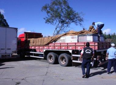 Carga Pesada: Após R$ 7,4 milhões em autos, Sefaz continua ação fiscal em Conquista