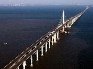 Governo desapropria áreas do Comércio para construção da ponte Salvador-Itaparica