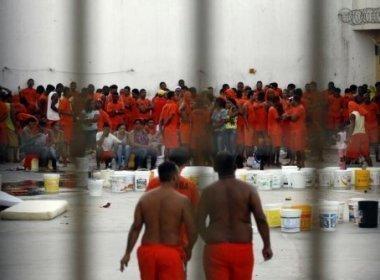 Bahia foi o sexto estado com menos mortes violentas em presídios durante 2016