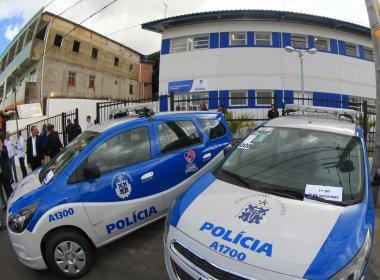 Governador inaugura Disep em Cajazeiras e entrega 39 viaturas